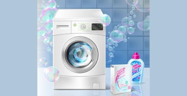 La machine à laver posable