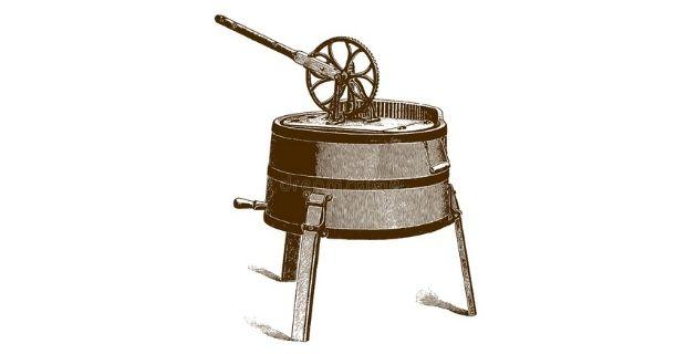 Qu'est ce qu'une machine à laver mécanique ?